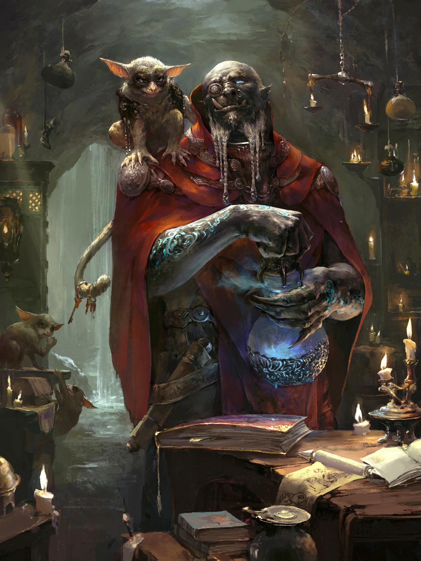 5e] The Artificer, Revisited: Alchemist, Archivist, Battle Smith