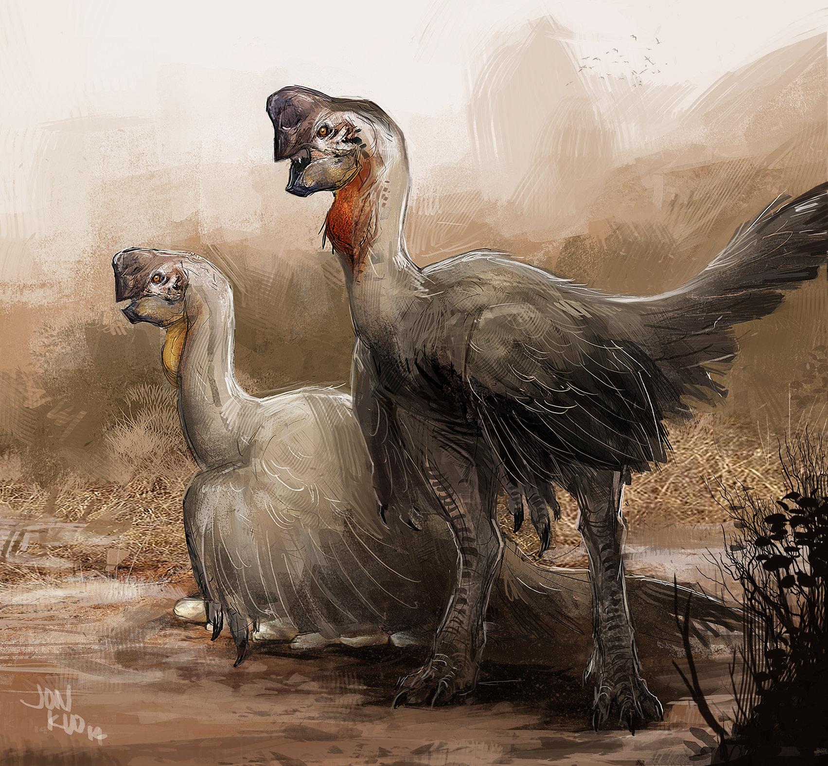 Jonathan kuo oviraptor2