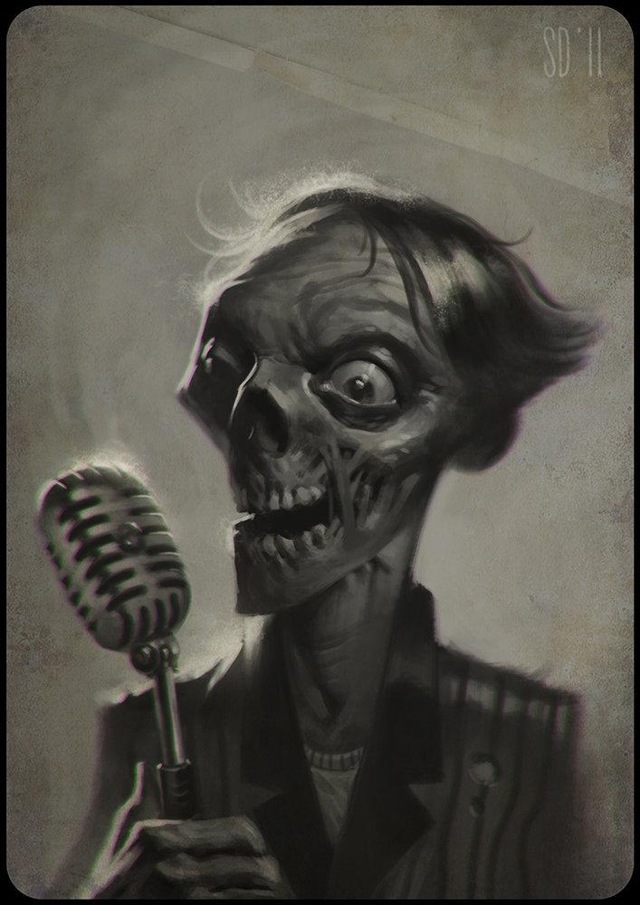 Singer Zombie