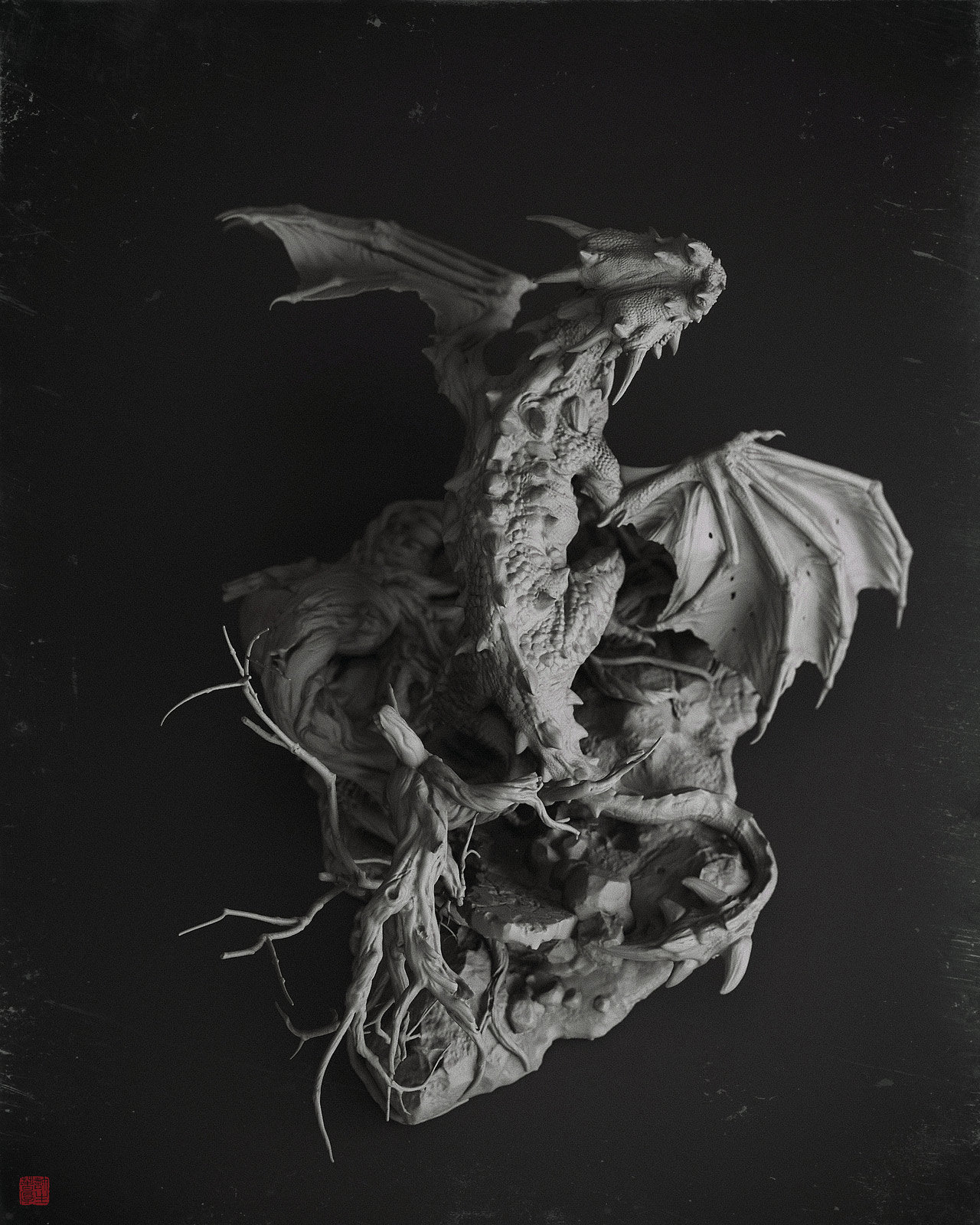 Zhelong xu dragon3