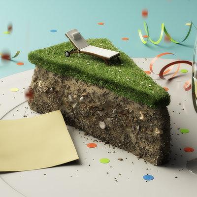 Michele botticelli torta final med
