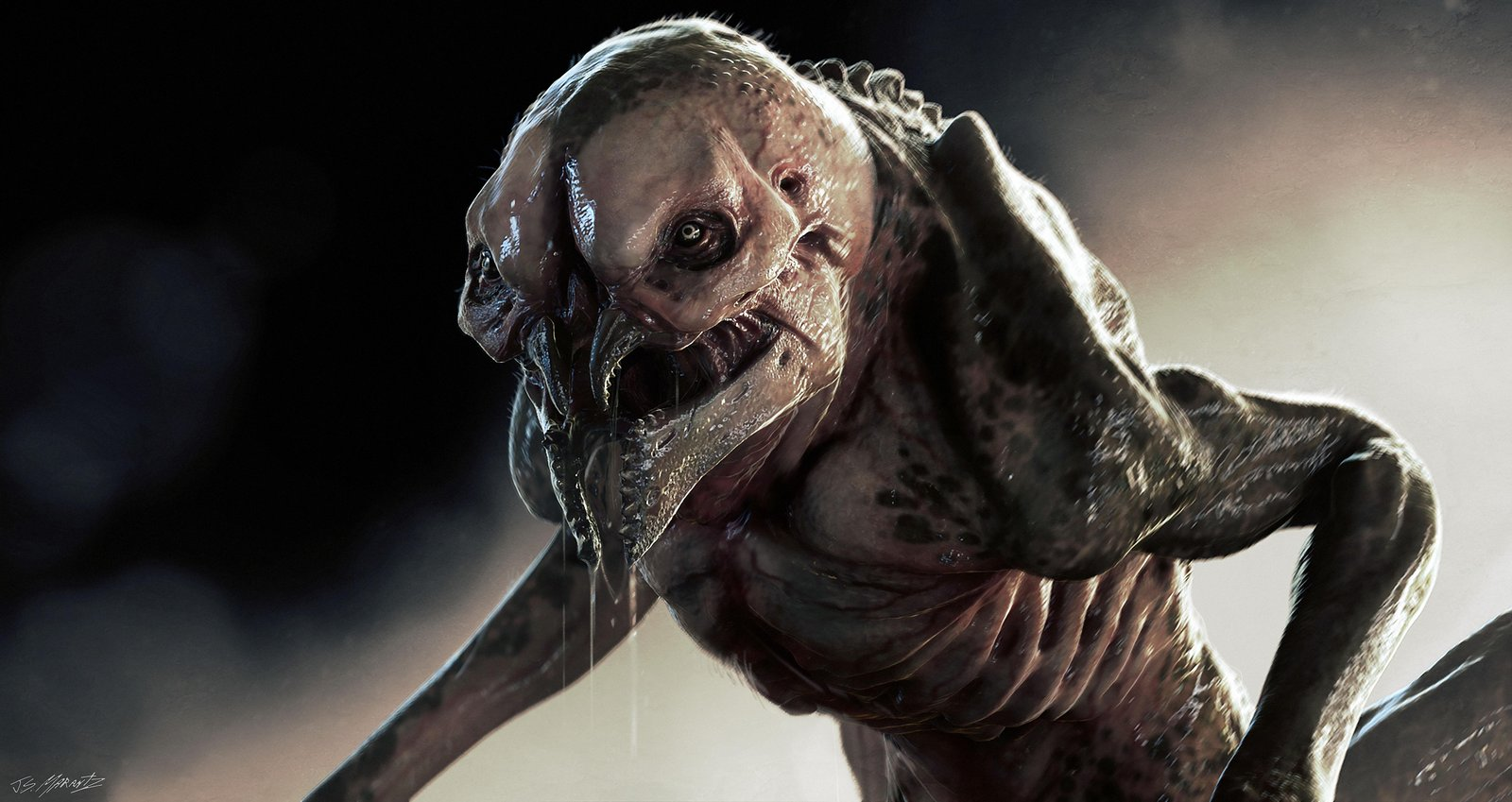 Gnomon master class 2014: Designing the Rock Grubber