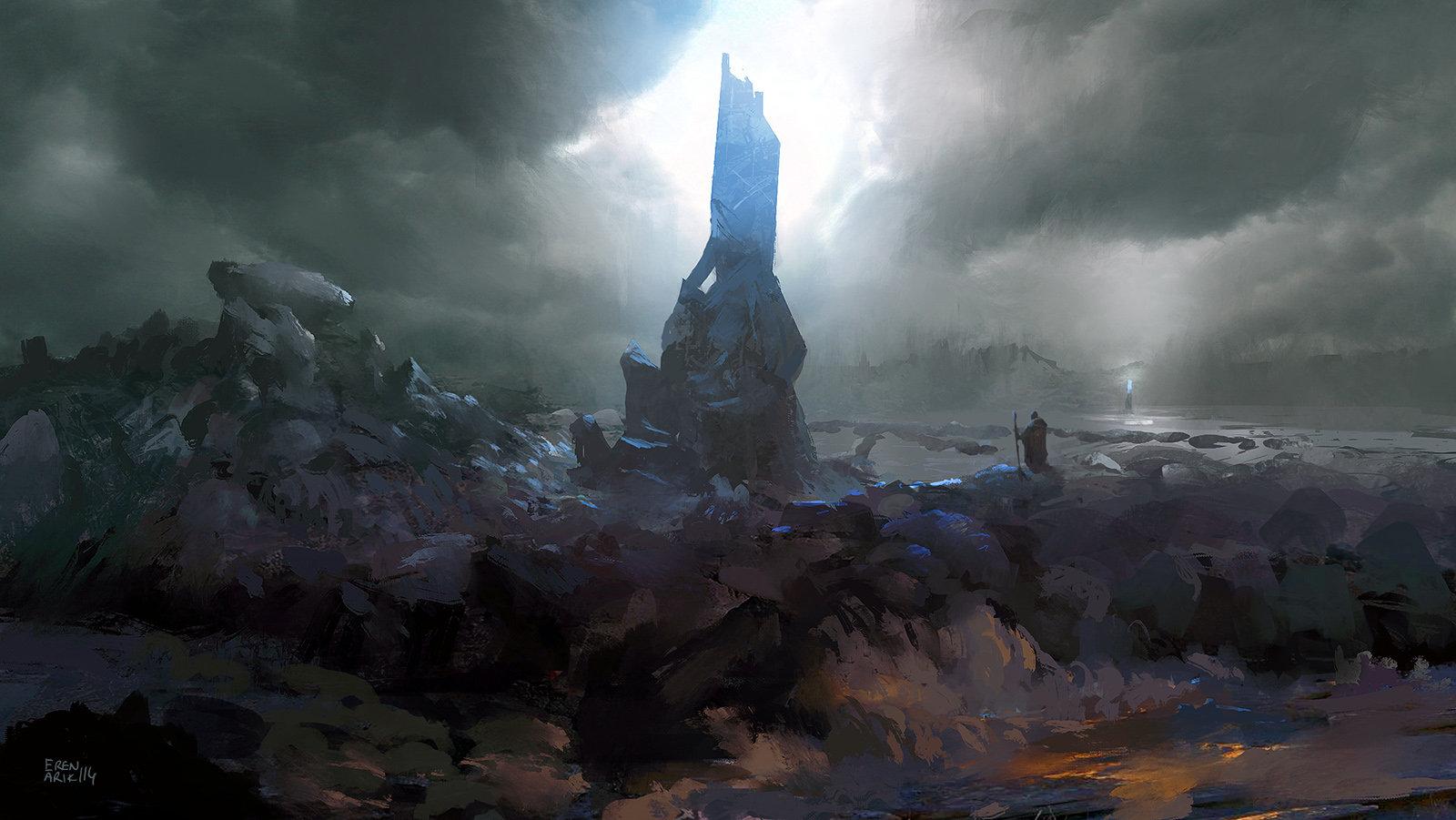 Eren arik obeliskp