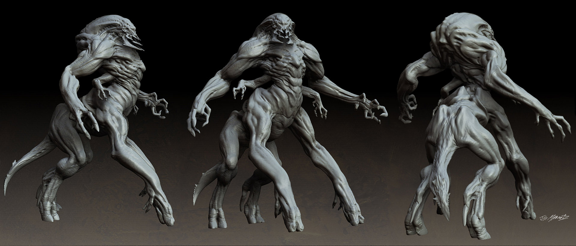 Jerad marantz kill alien ortho
