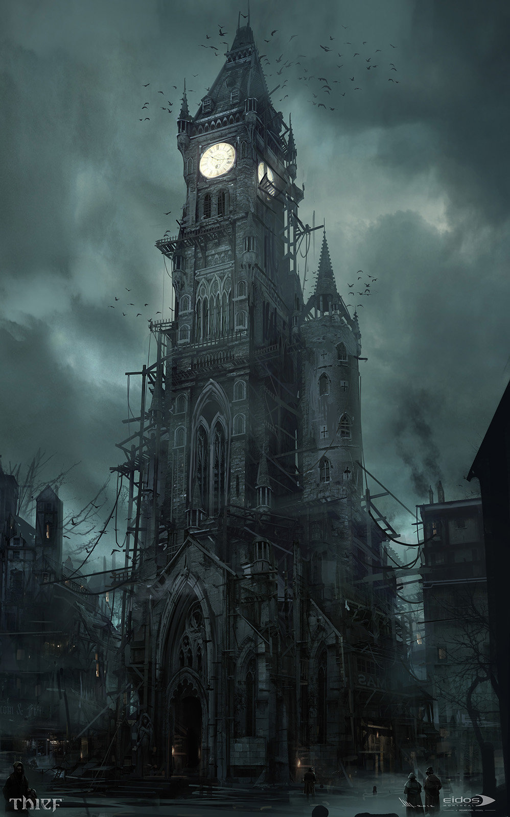 Mathieu latour duhaime clocktower front view 2012s