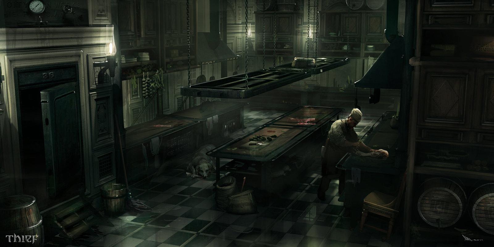 Mathieu latour duhaime architect house kitchen 2011s