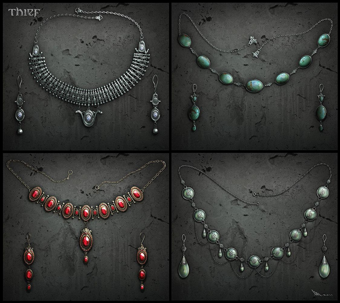 Mathieu latour duhaime loot necklace earring 05 2011s