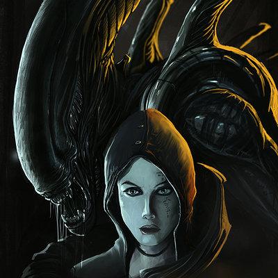 Saad irfan alien