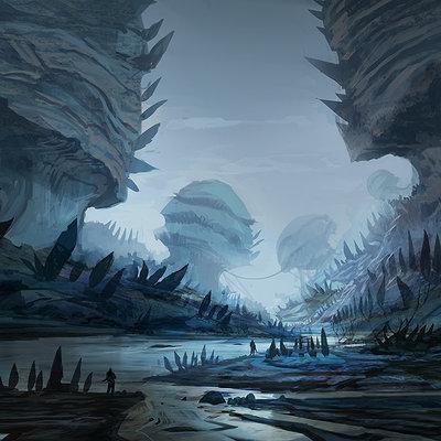 Jorge jacinto alien planet jorgejacinto