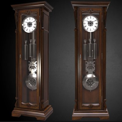 Ash thundercliffe clock 3 images