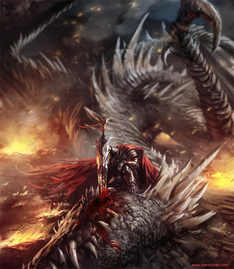 Daryl mandryk dragondown