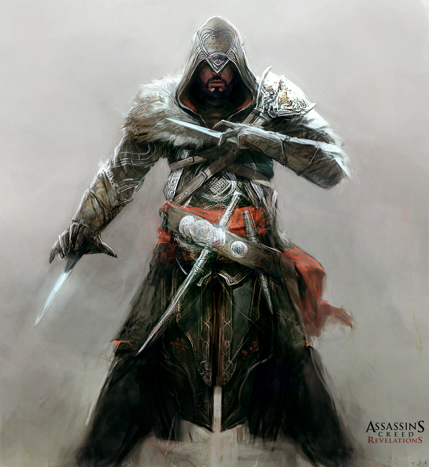 Jeff simpson ezio pose ifx