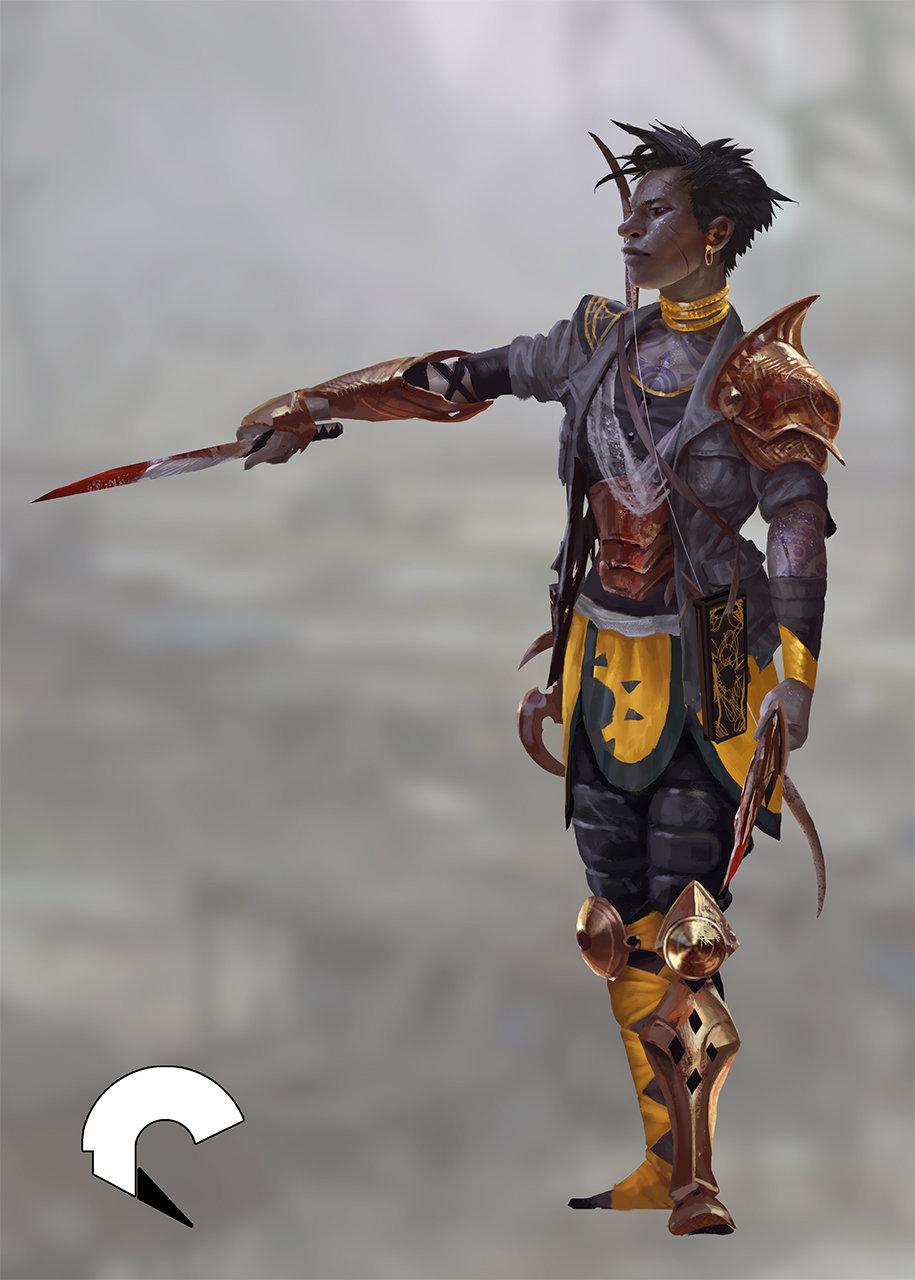 Robin chyo warrior