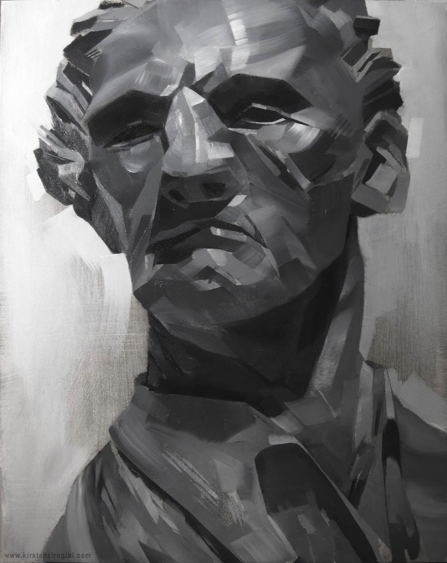 Jon Foster Sculpture Study
