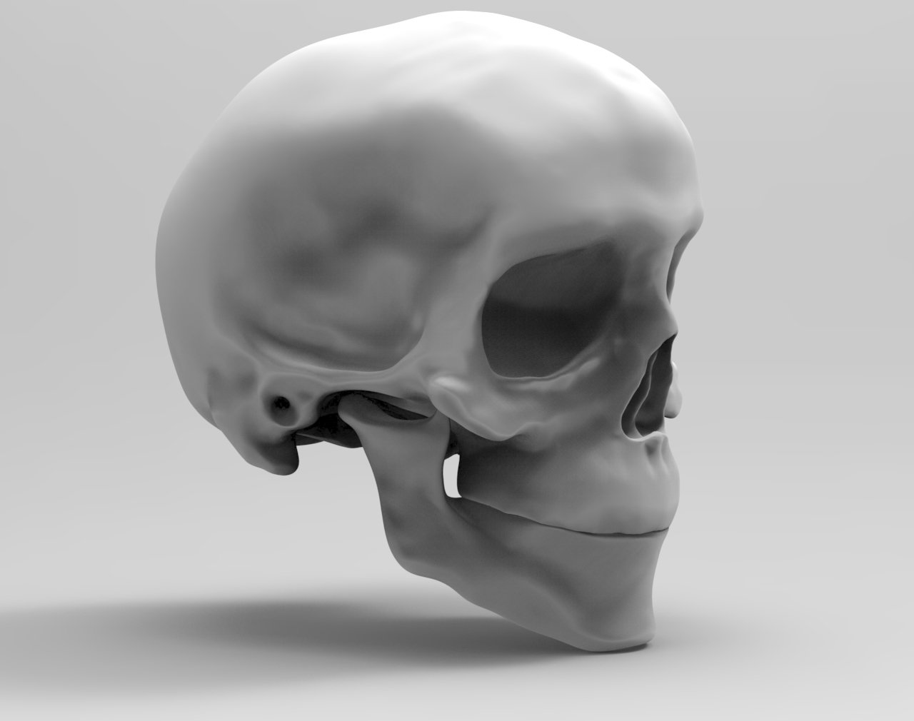 Lewis pickston skull