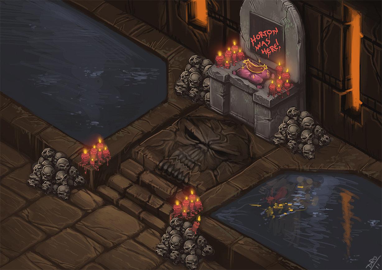 Daniel ribera olsen magicka dungeons 02