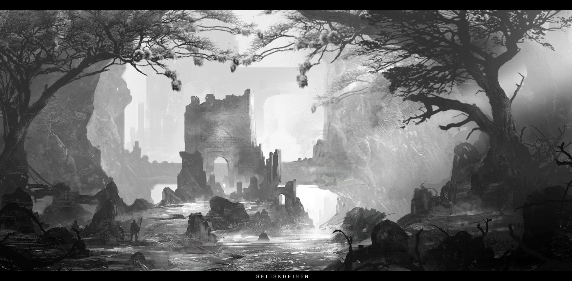 Dimitrije miljus ruins