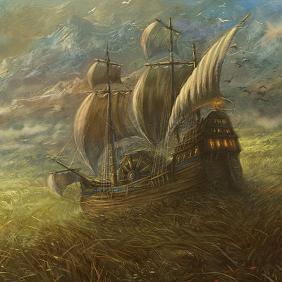 Sabin boykinov great grass sea
