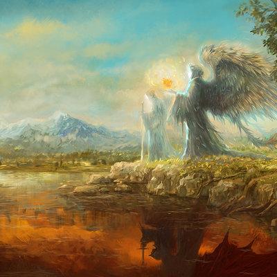 Sabin boykinov between heaven and hell by sabin boykinov d31yxx7