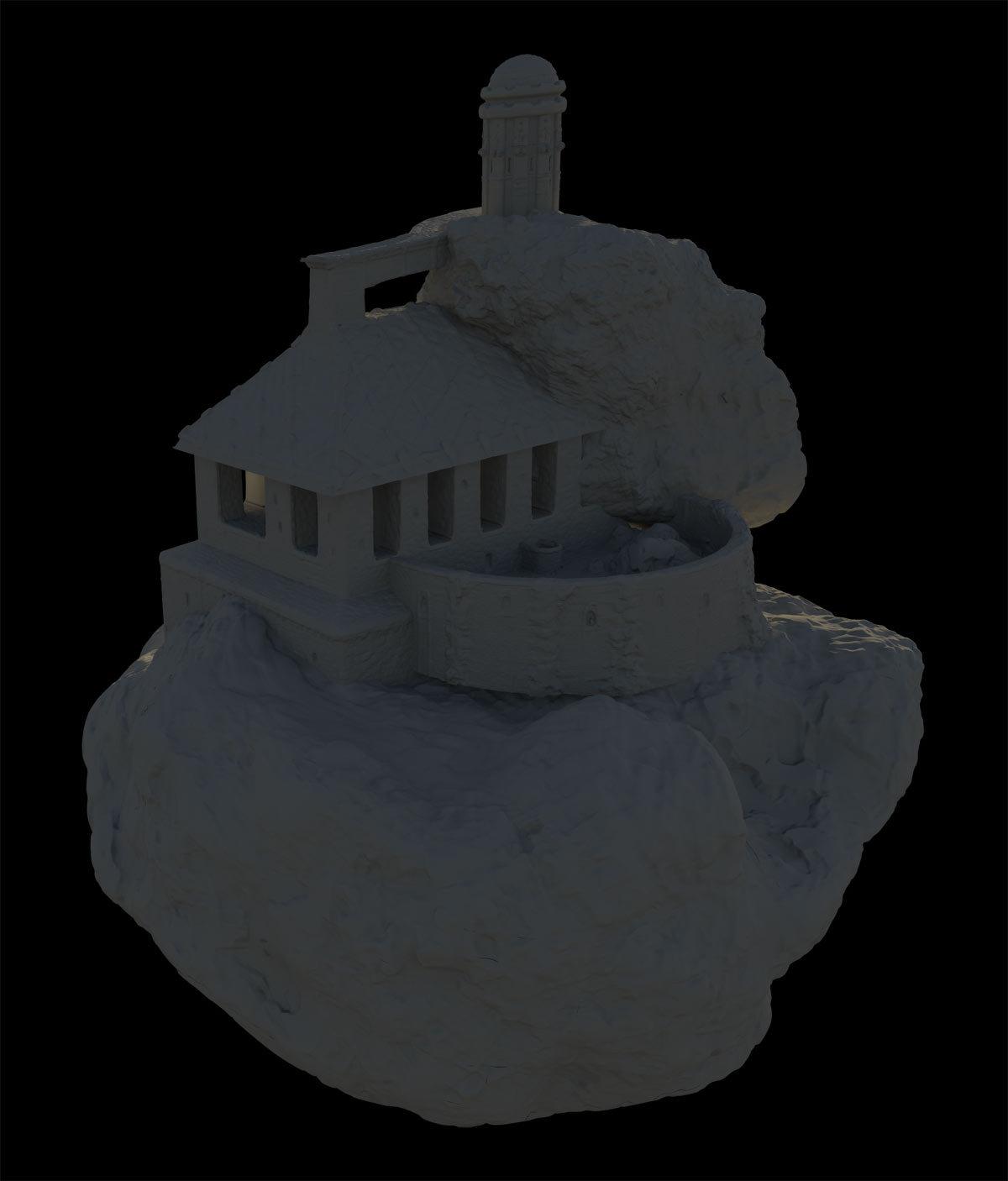 Sergey musin castle final white