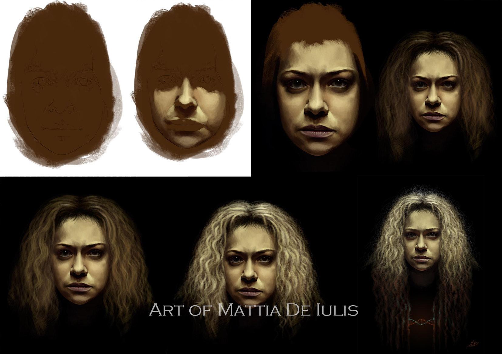Mattia de iulis step tutorial