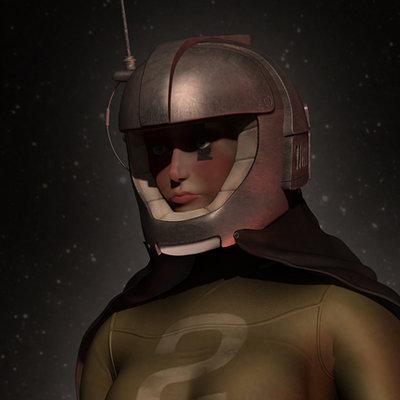 Carlos alberto gritti junior spacegirl 1