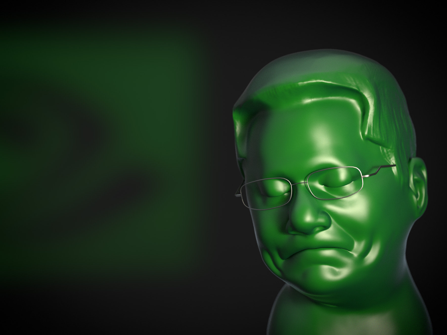 Oleg memukhin sculpt