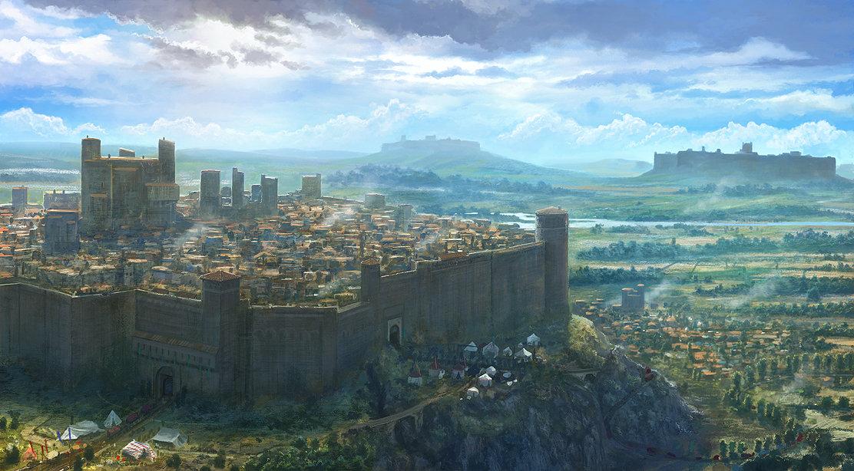 Edouard groult granterre fort city 90