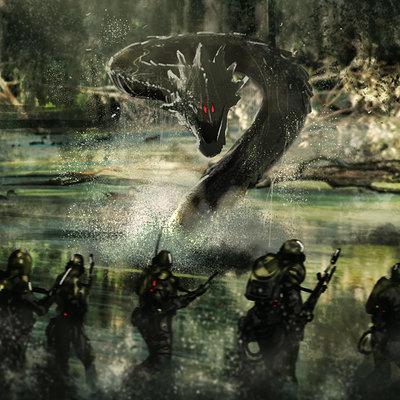 Alejandro romero marchesi swamp encounter