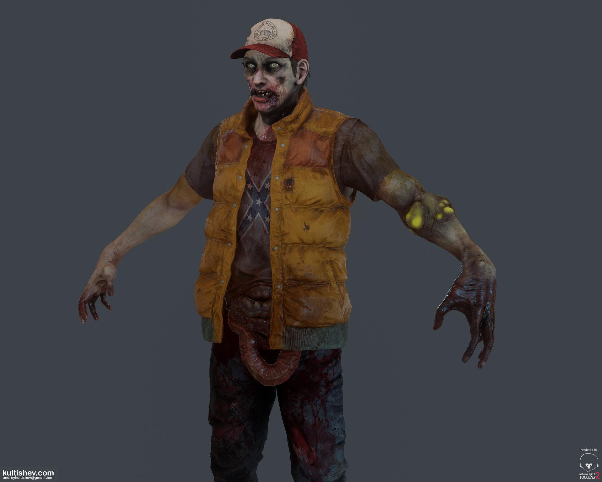 Andrey kultishev kultishev zombie lp02