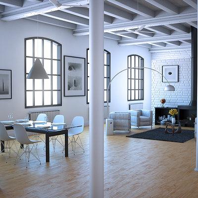 Michele botticelli loft