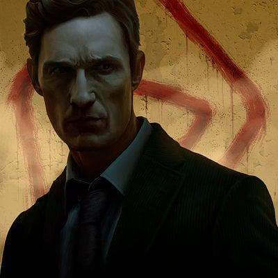 Mattia de iulis true detective rust poster2