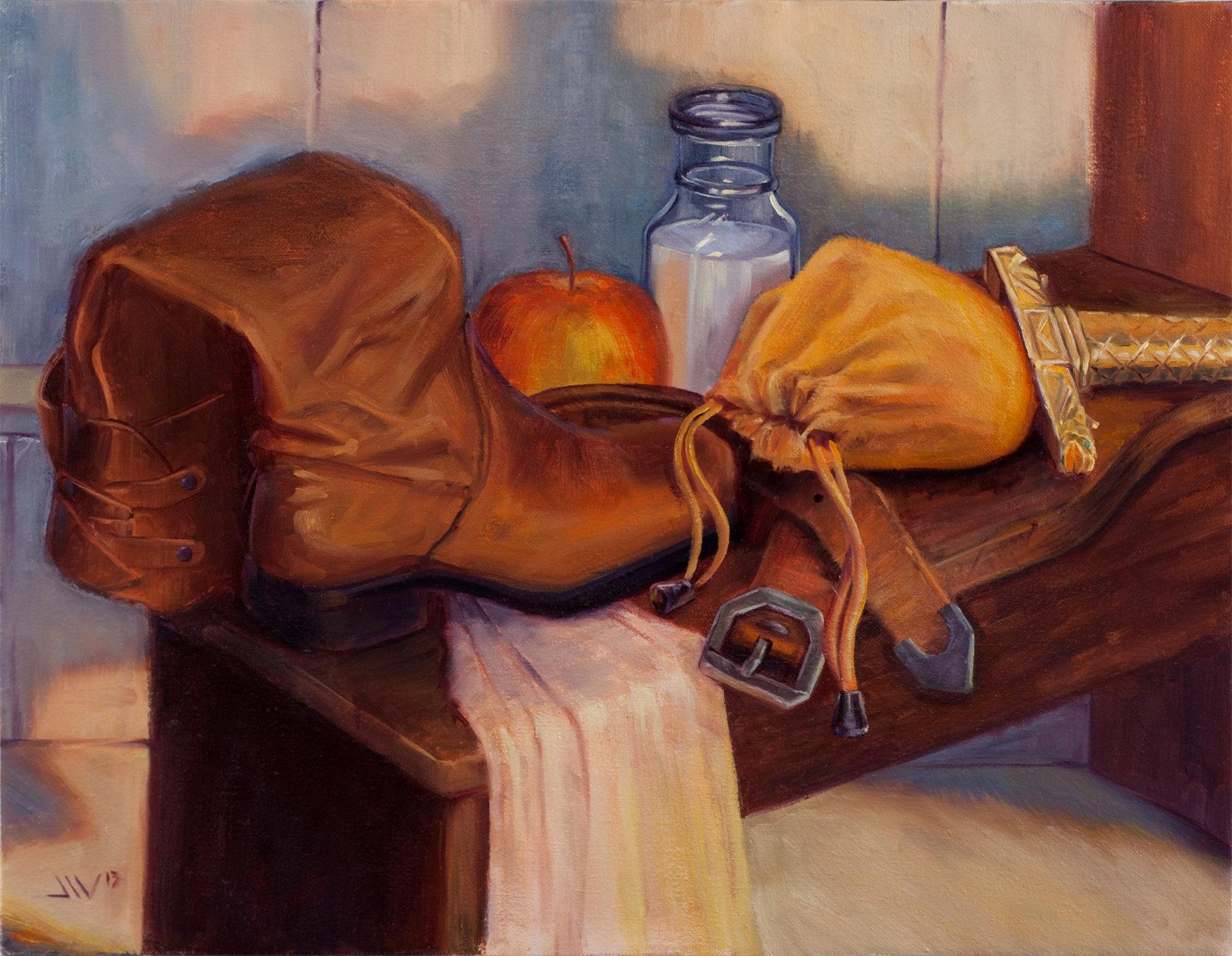 Joshua wilson shoes of the gospel of peace