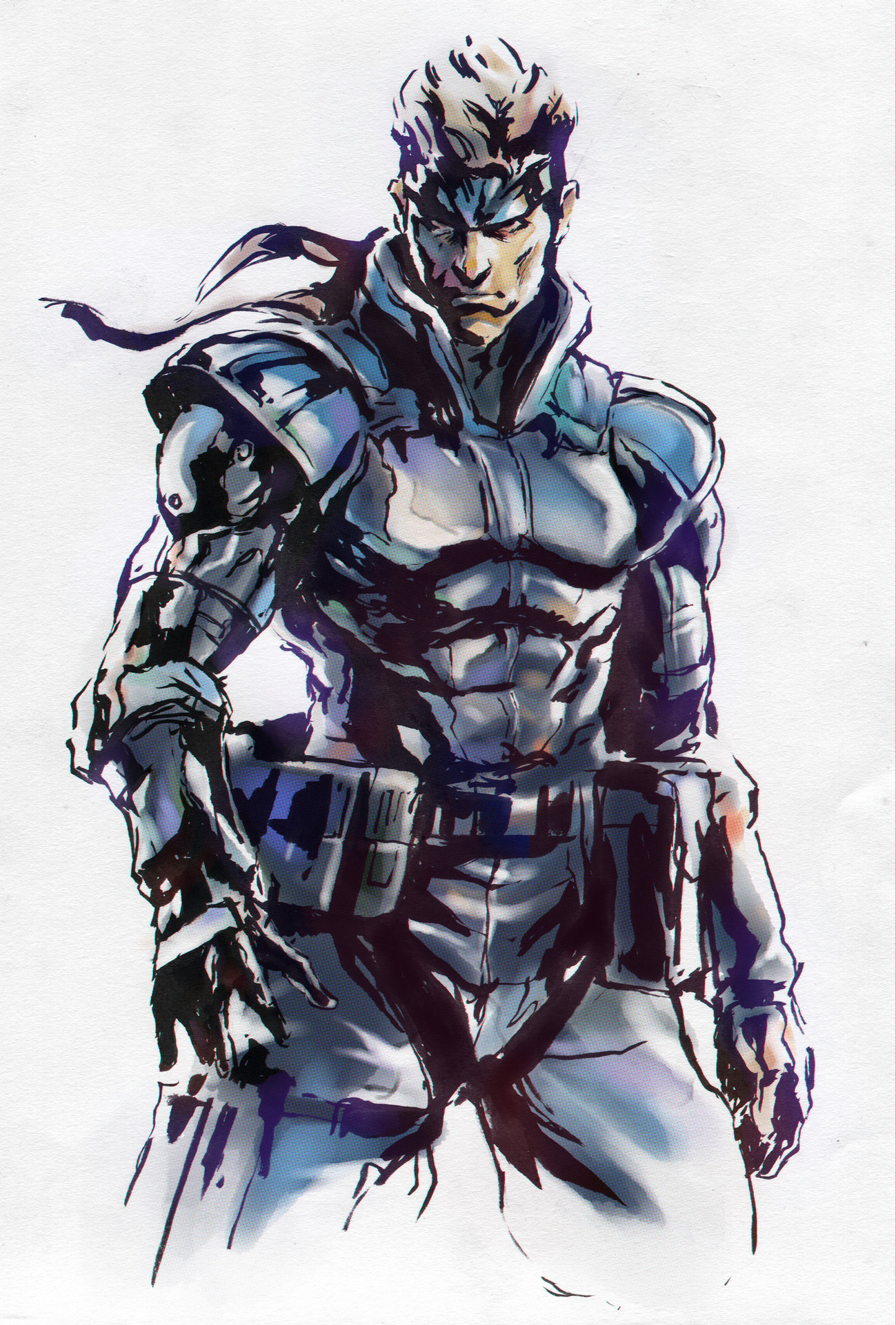 Image result for solid snake mgs1