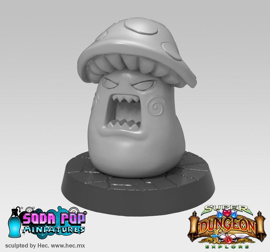 Kinoko Mushroom