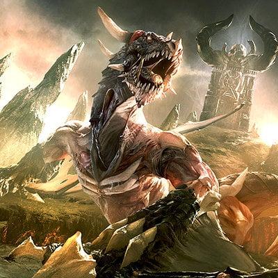 Chun lo chun lo zombie dragon