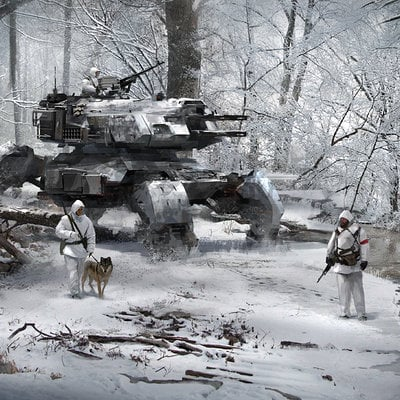 Alex ichim woods patrol