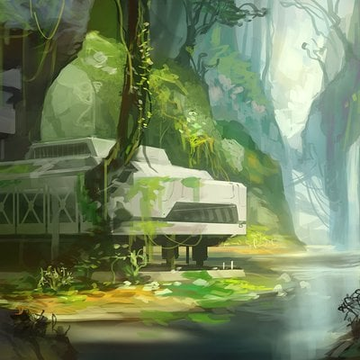 Ivan smirnov jungle base