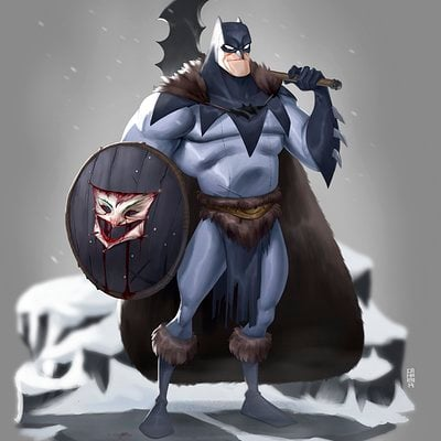 Alberto camara winterbatman