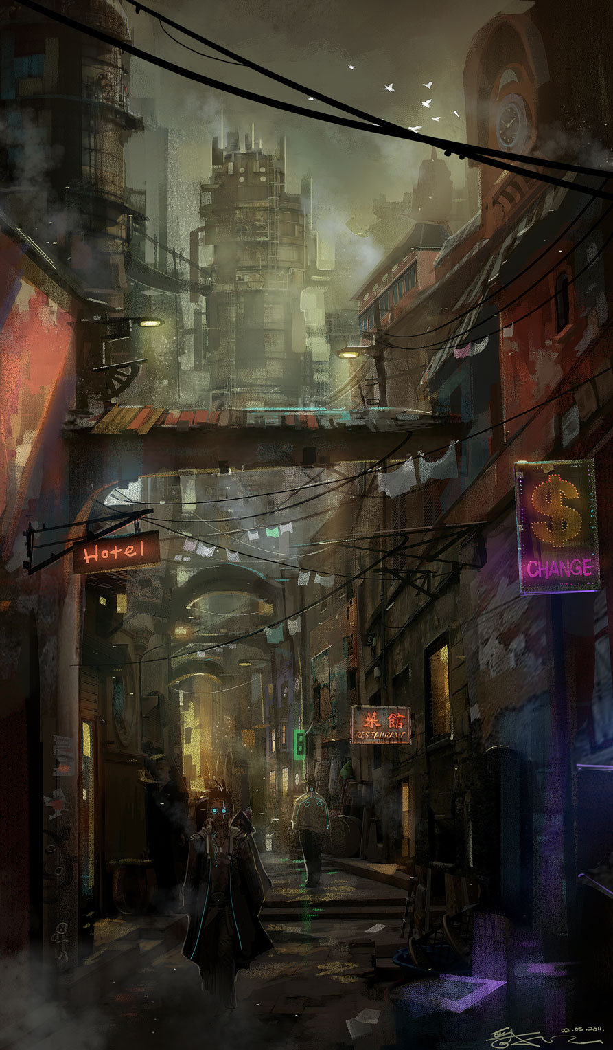 Jeremy chong my old street