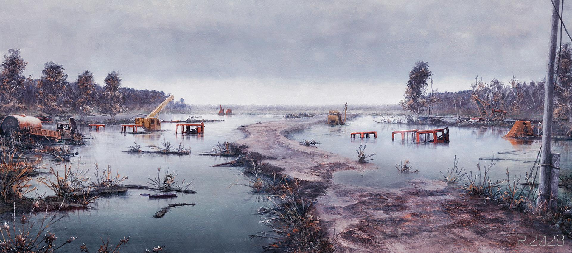 Vlad novikov flooded