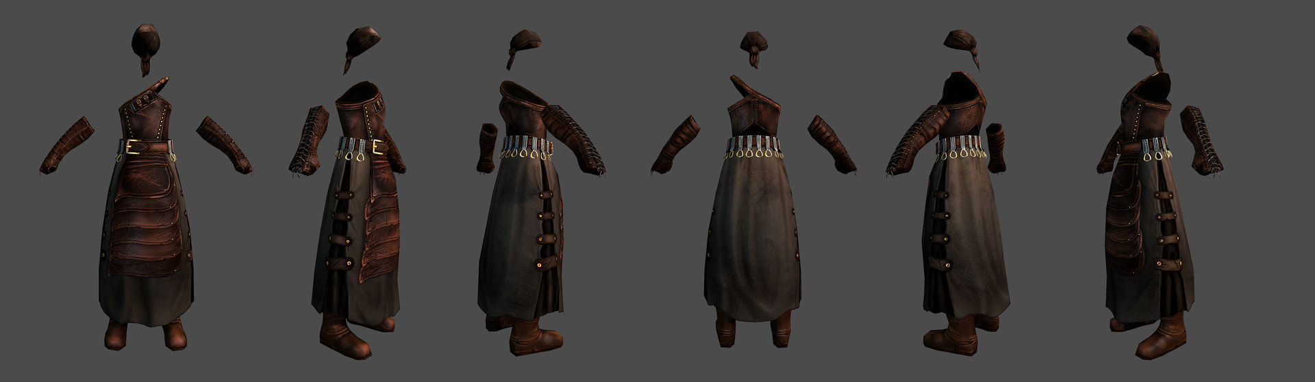 Blacksmith Armor