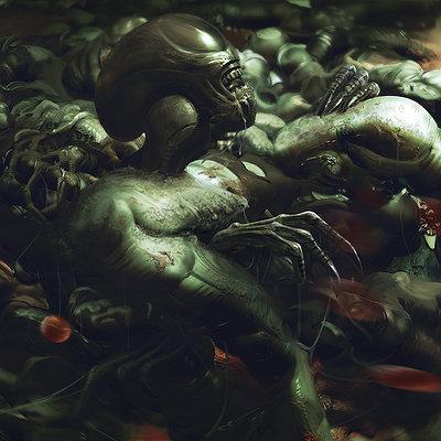 Initzs nettavongs alien birth