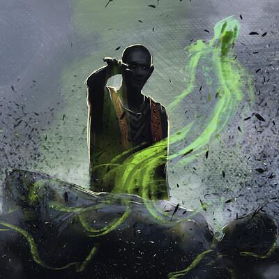 Alejandro romero marchesi graveyard exorcism