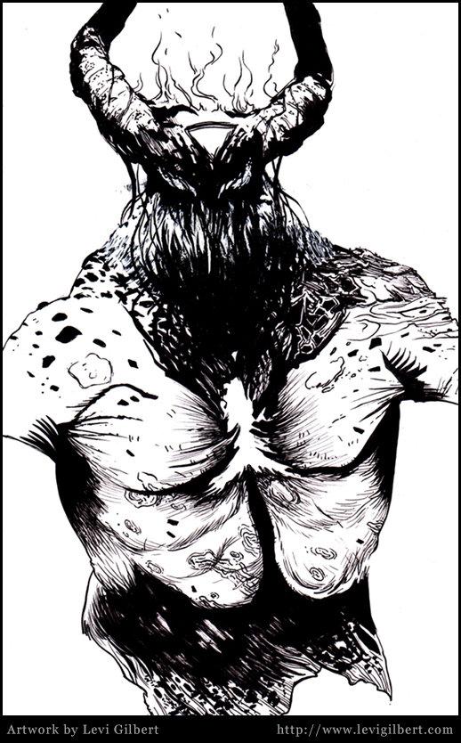 Levi gilbert demon