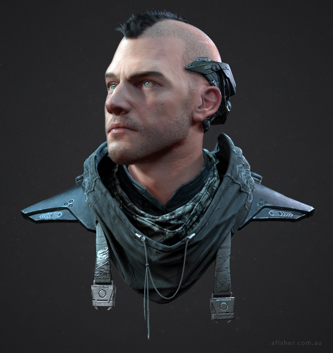 Adam fisher afisher cyberpunk 01