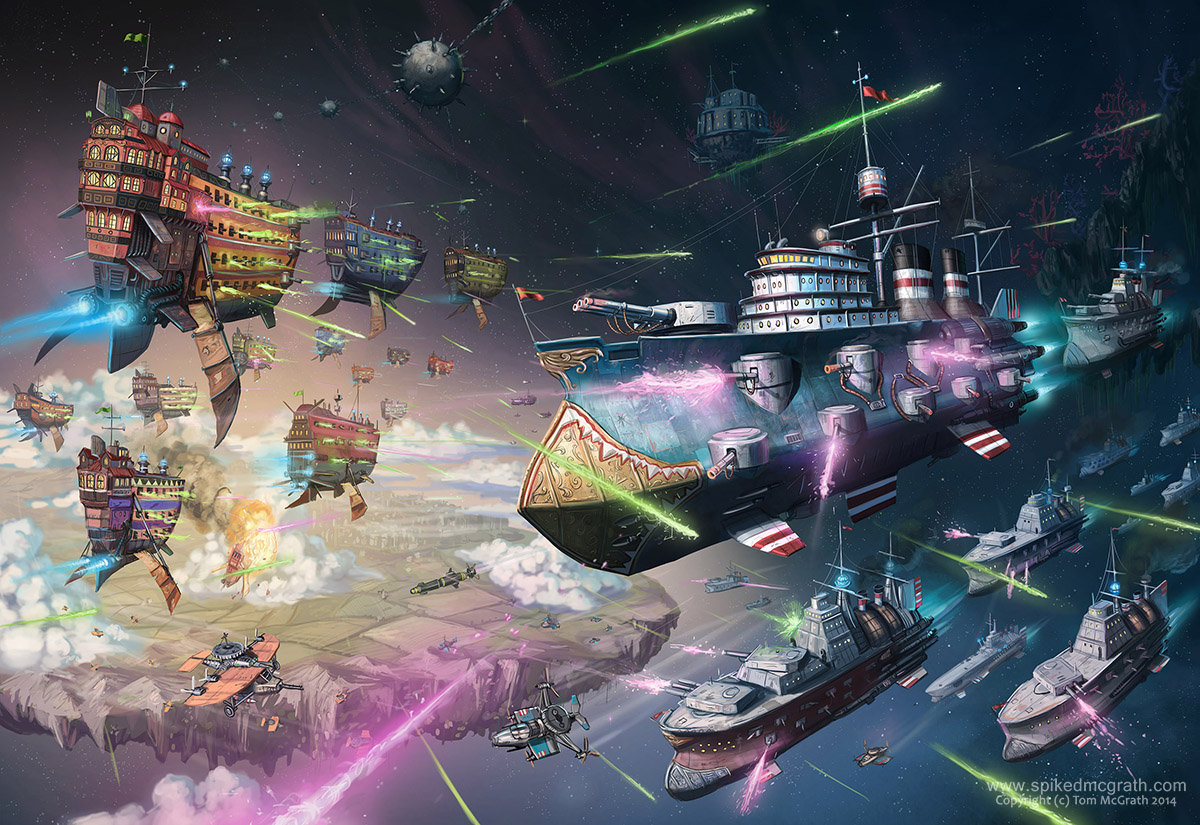 Tom mcgrath fleet action