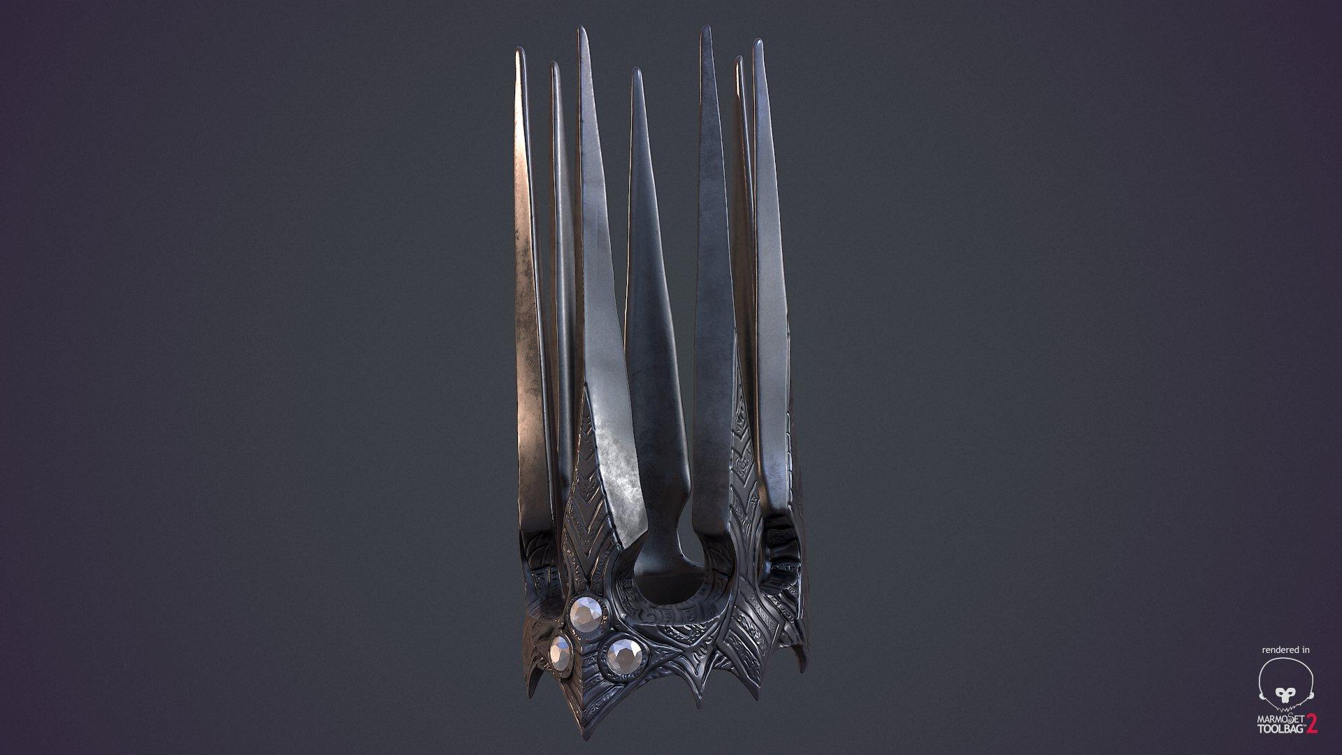 Woradon Narasettekun Melkor Crown