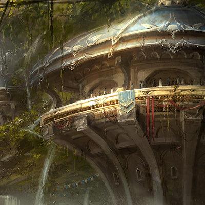 J c park cliff temple