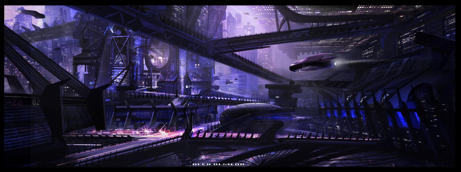 Space Capital City